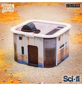 Plastcraft Consortium House-pod