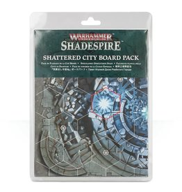 Games Workshop Shattered City Boards