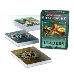 Games Workshop Leader Cards (EN)