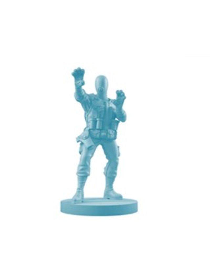 Mantic Games Hellboy Miniatures Game: Resin Translucent Johann Krauss