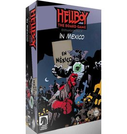Mantic Games Hellboy in Mexico Expansion