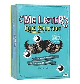 Big Potato Games Mr. Lister's Quiz Shootout
