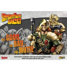 2000 AD The Good the Bad and the Mutie Core Set