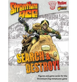 2000 AD Search & Destroy!