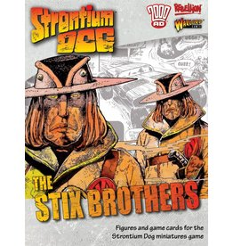 2000 AD The Stix Brothers