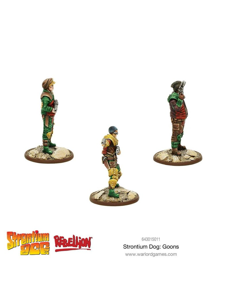 2000 AD Strontium Dog: Goons