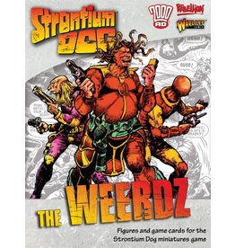 2000 AD The Weerds