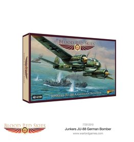 Warlord Games Junkers JU-88 A Bomber