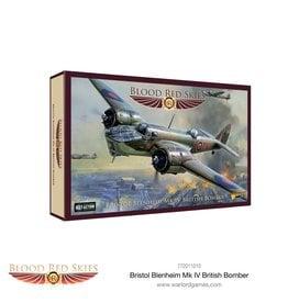 Warlord Games Bristol Blenheim Mk IV Bomber