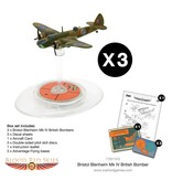 Warlord Games British Bristol Blenheim Mk IV Bomber