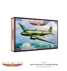 Warlord Games Liszunov Li-2 Transport