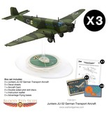 Warlord Games German Junkers JU-52 Transport Plane