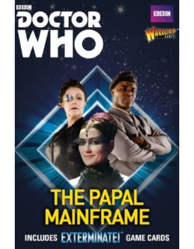 Warlord Games Doctor Who: The Papal Mainframe