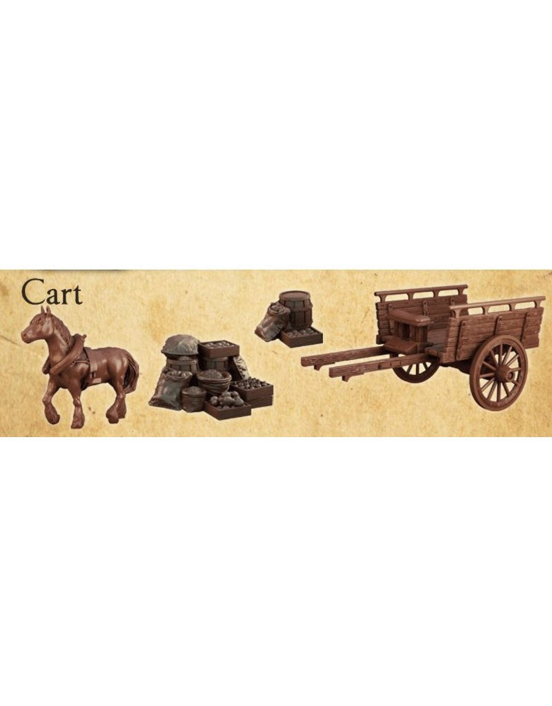 Mantic Games Terrain Crate - Fantasy Battlefield Crate