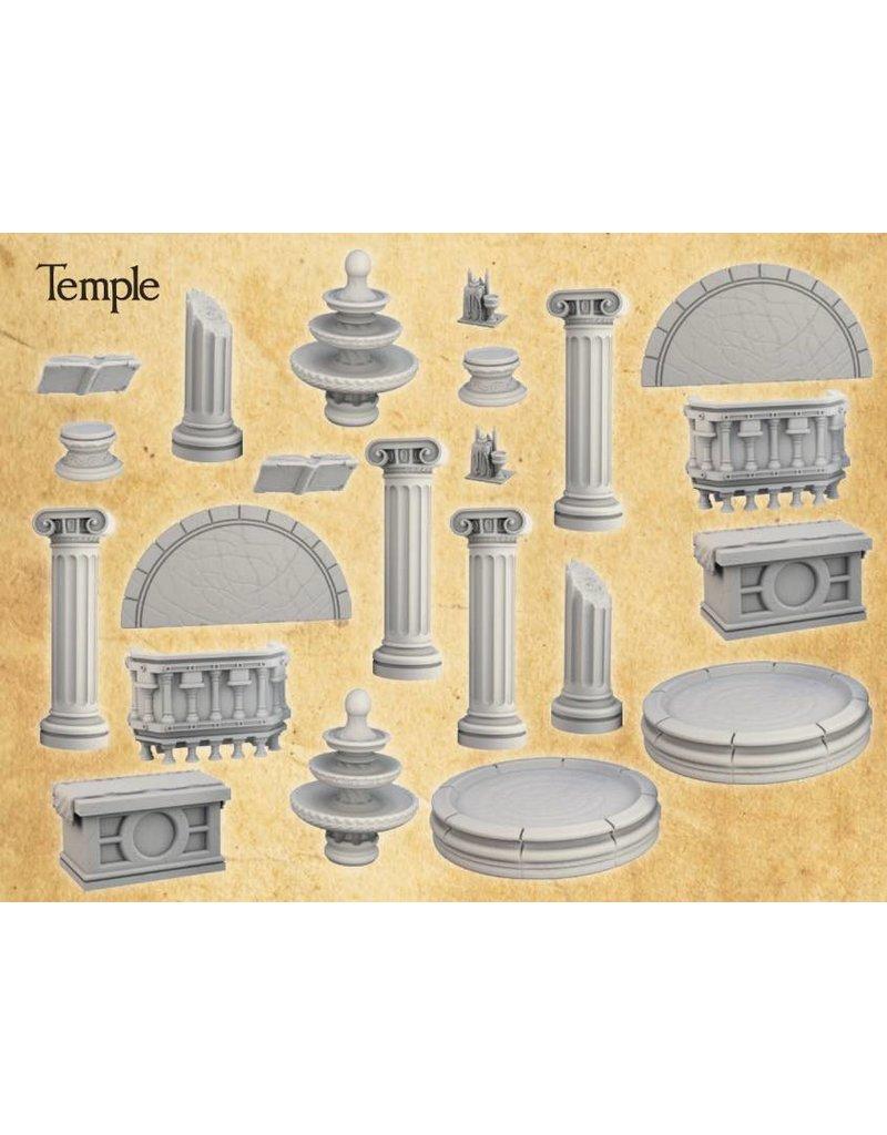 Mantic Games Terrain Crate - Dark Lord's Tower Crate