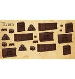 Mantic Games Terrain Crate - Town Crate