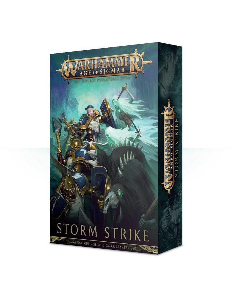 Games Workshop Age Of Sigmar: Storm Strike (EN)