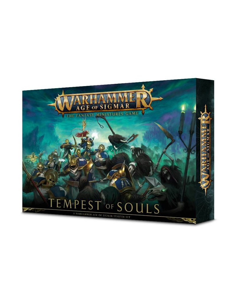 Games Workshop Age Of Sigmar: Tempest Of Souls (EN)