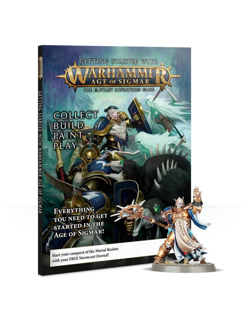 Games Workshop Getting Started With Age Of Sigmar (EN)