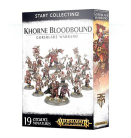 Games Workshop Goreblade Warband