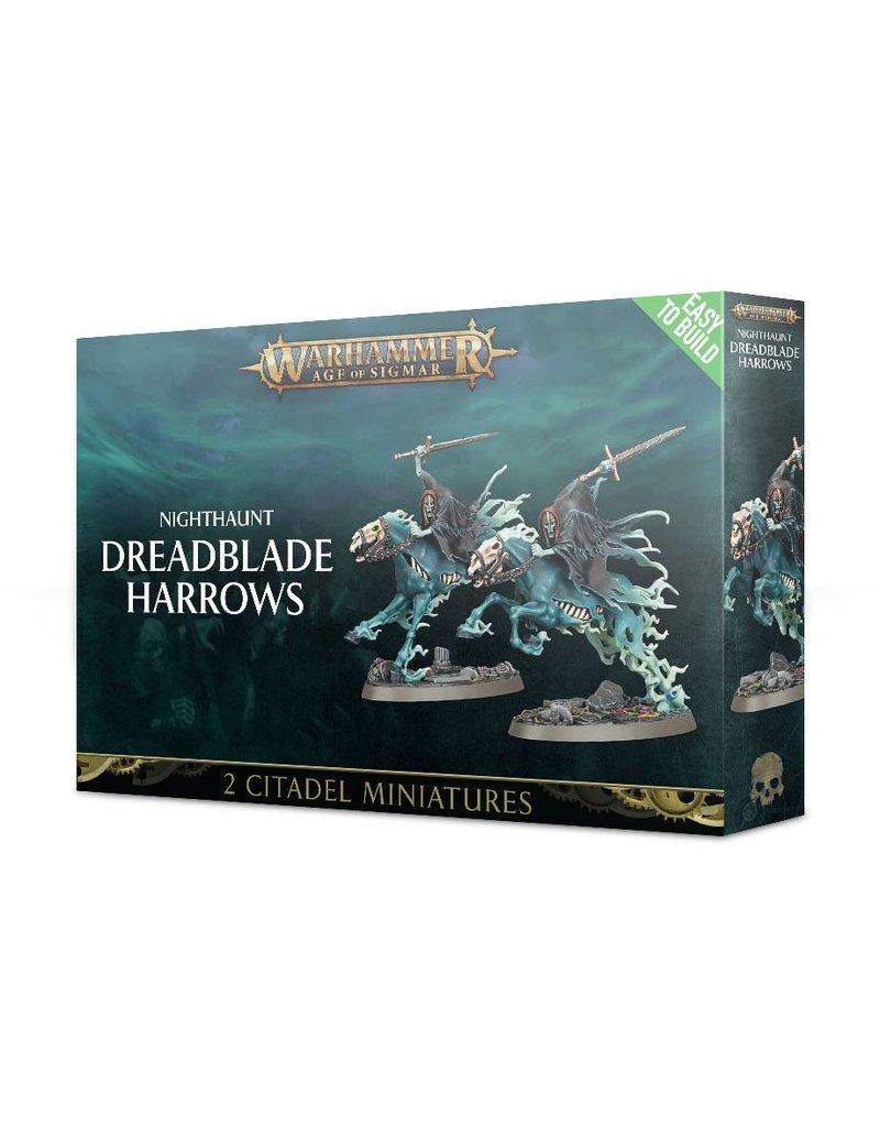 Games Workshop Etb: Nighthaunt Dreadblade Harrows