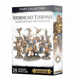 Games Workshop Thunderstrike Brotherhood