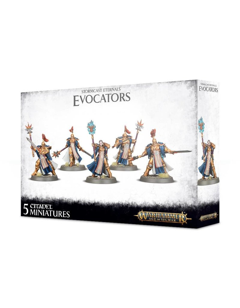 Games Workshop Stormcast Eternals: Evocators