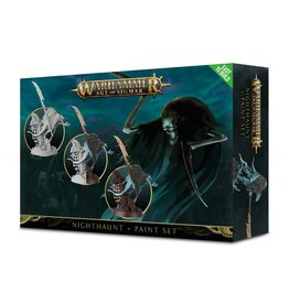 Games Workshop Nighthaunt Paint Set (En)