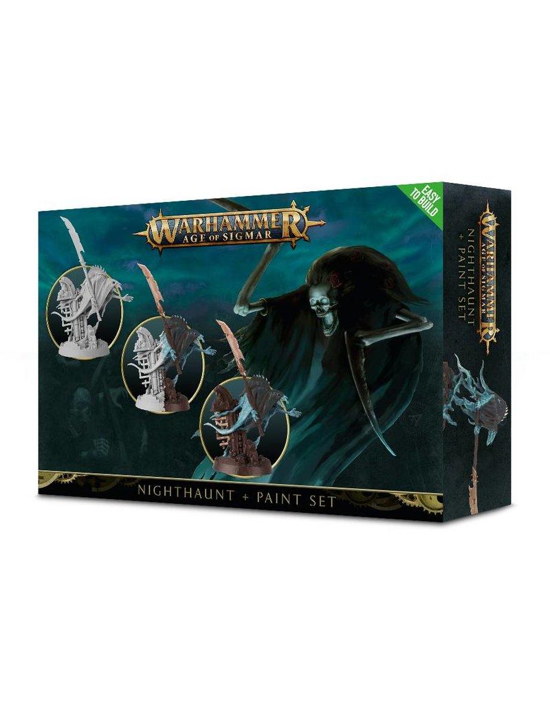Games Workshop Nighthaunt Undead Paint Set (EN)