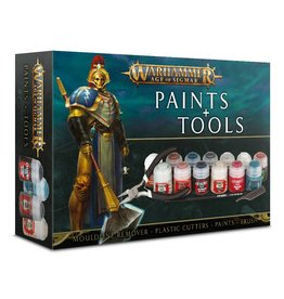 Games Workshop Aos Paints + Tools (EN)