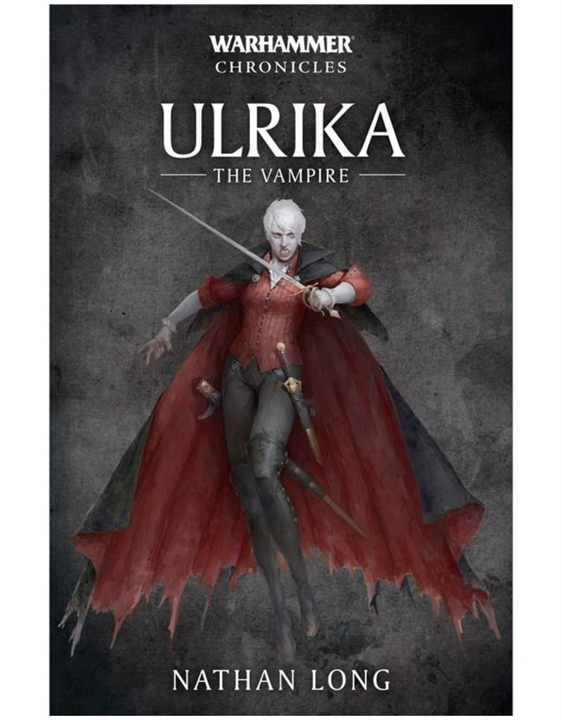 Games Workshop Ulrika The Vampire: The Omnibus (SB)