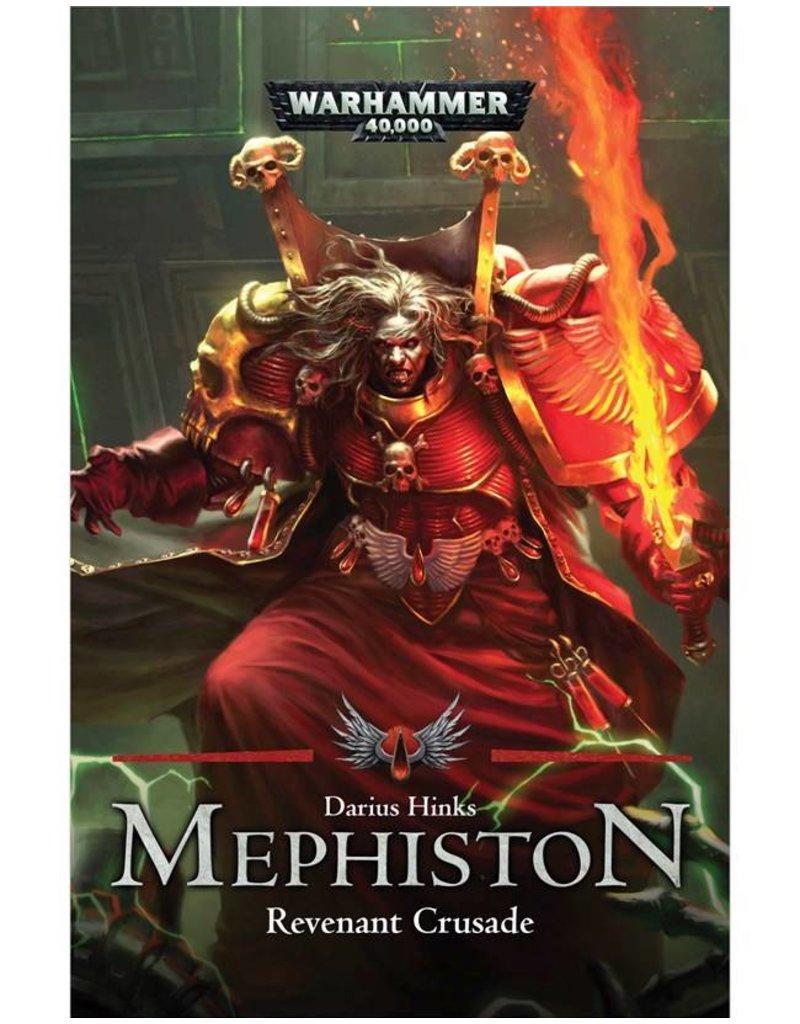 Games Workshop Mephiston: The Revenant Crusade (HB)