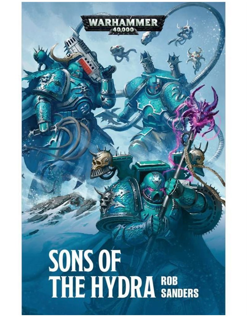 Games Workshop Sons Of The Hydra (SB)