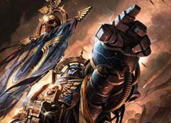 Kill Team - Adeptus Astartes