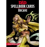 Gale Force 9 Spellbook Cards - Arcane Deck