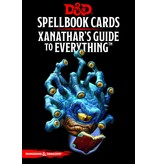 Gale Force 9 Spellbook Cards – Xanathar's Guide To Everything