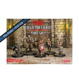 Gale Force 9 D&D Collector's Series: Force Grey (5 Figures)
