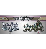 Corvus Belli Infinity The Game Operation: Coldfront (Two-Player Box Set)