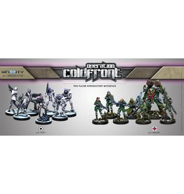 Corvus Belli Operation: Coldfront (Two-Player Box Set)