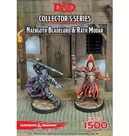 Gale Force 9 Naergoth Bladelord & Rath Modar