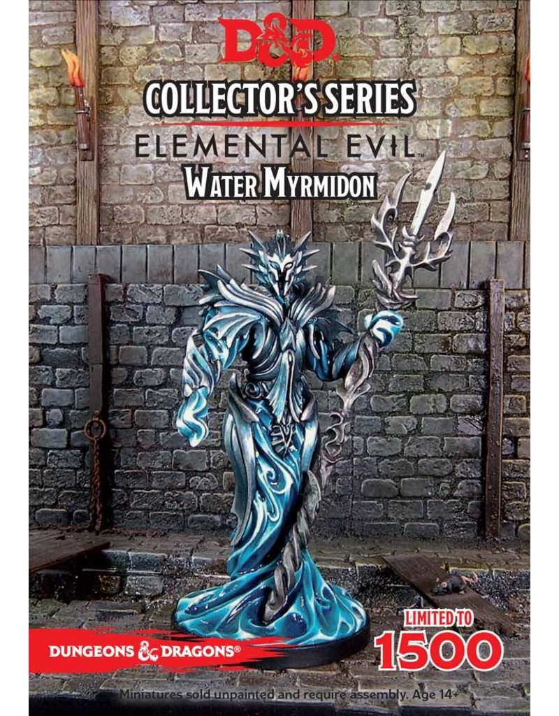 Gale Force 9 D&D Collector's Series: Water Myrmidon