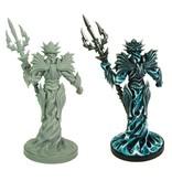 Gale Force 9 D&D Collector's Series: Water Myrmidon