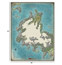 Gale Force 9 Tomb Of Annihilation Map Set