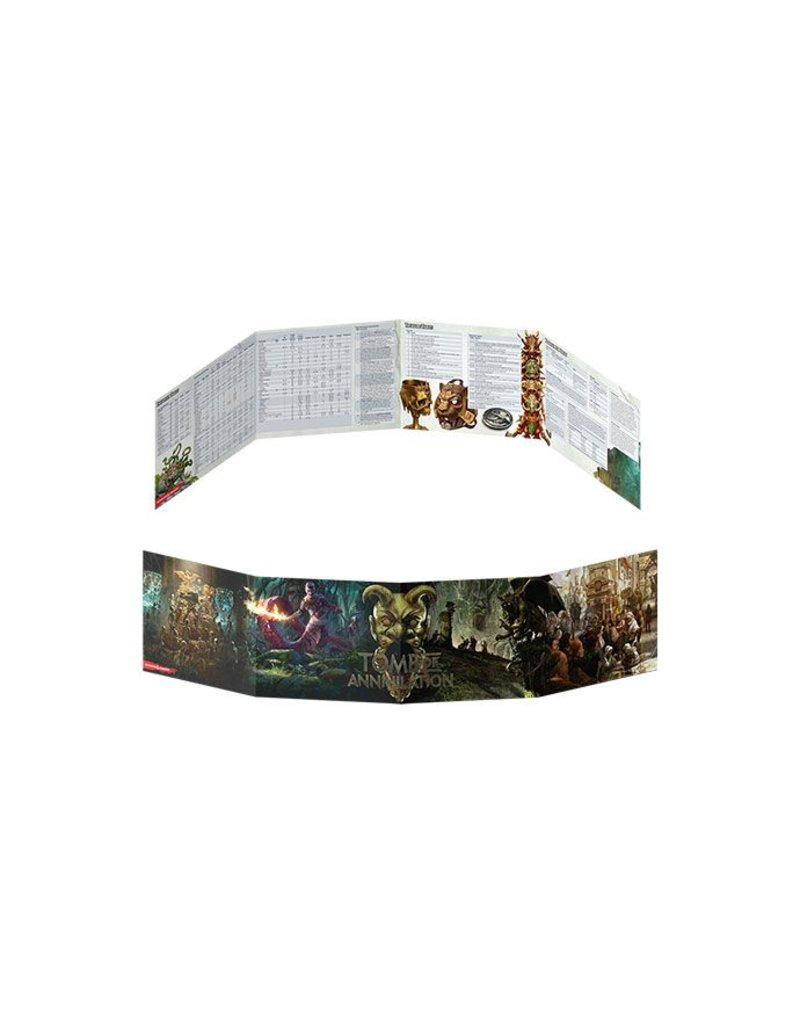 Gale Force 9 D&D DM Screen - Tomb Of Annihilation