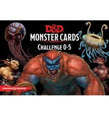 Gale Force 9 D&D: Monster Deck 0-5