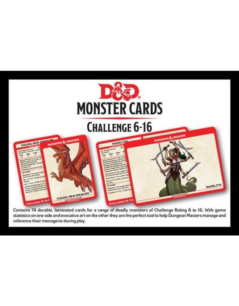 Gale Force 9 D&D: Monster Deck 6-16