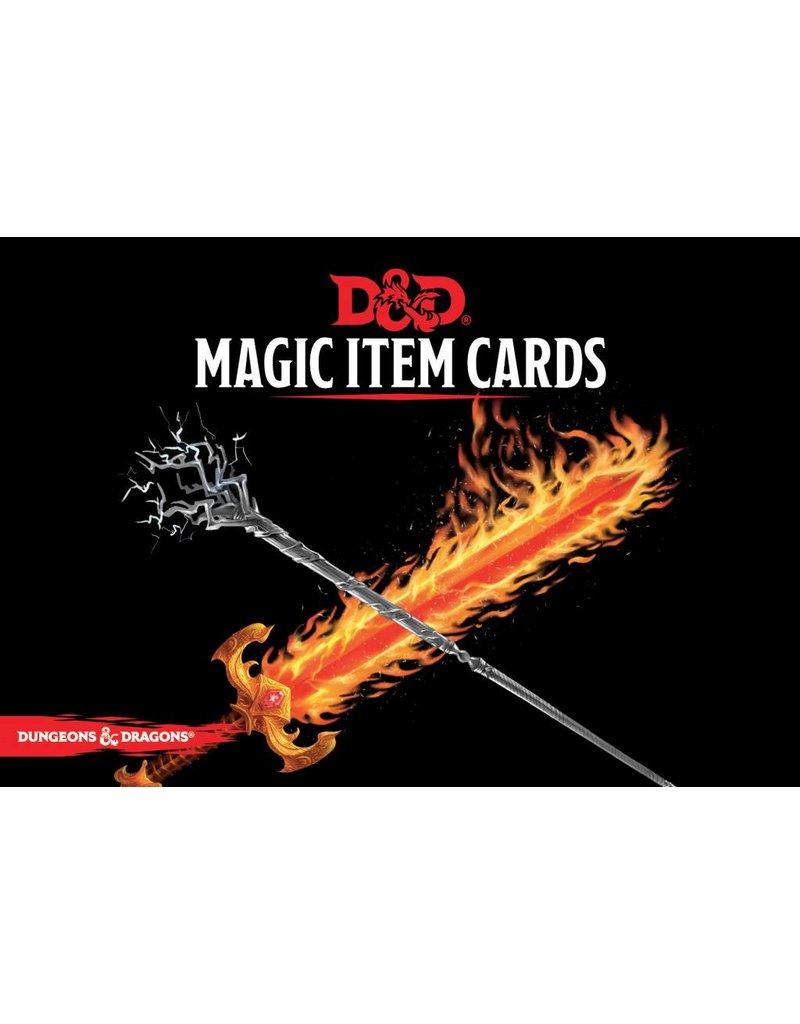 Summary -> Donjon 5e Magic Items