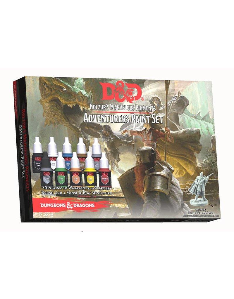 Gale Force 9 Nozulr's Marvelous Pigments - Adventurer Paint Set