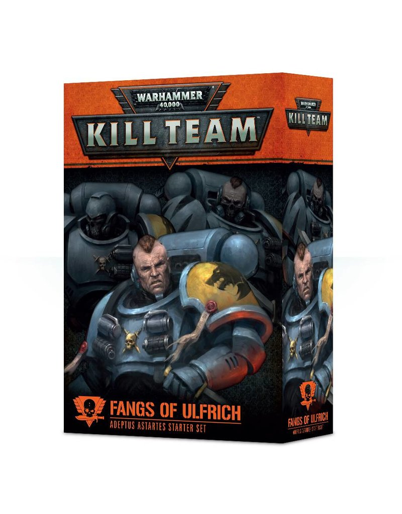 Games Workshop Warhammer 40k Kill Team: Fangs Of Ulfrich (EN)