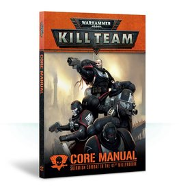 Games Workshop Kill Team Core Manual (EN)
